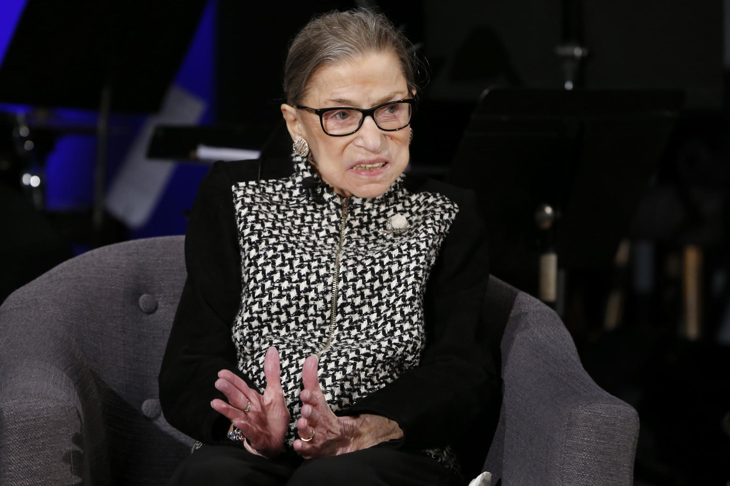 Ruth Bader Ginsburg Is Not A Superhero And You Shouldn T Expect Her To Be The Independent The Independent