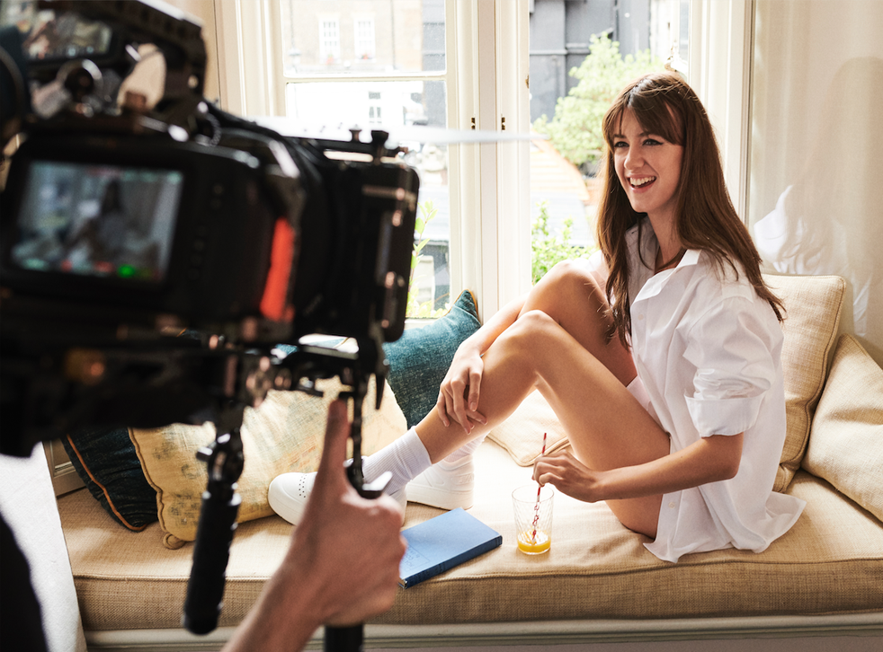 Normal People actor Daisy Edgar-Jones stars in first major fashion campaign for Jimmy Choo | The Independent | The Independent