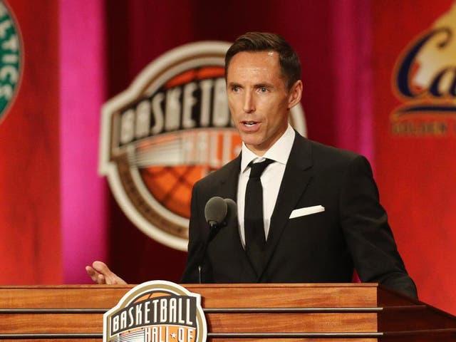Esta será la primera oportunidad de Nash como entrenador en la NBA