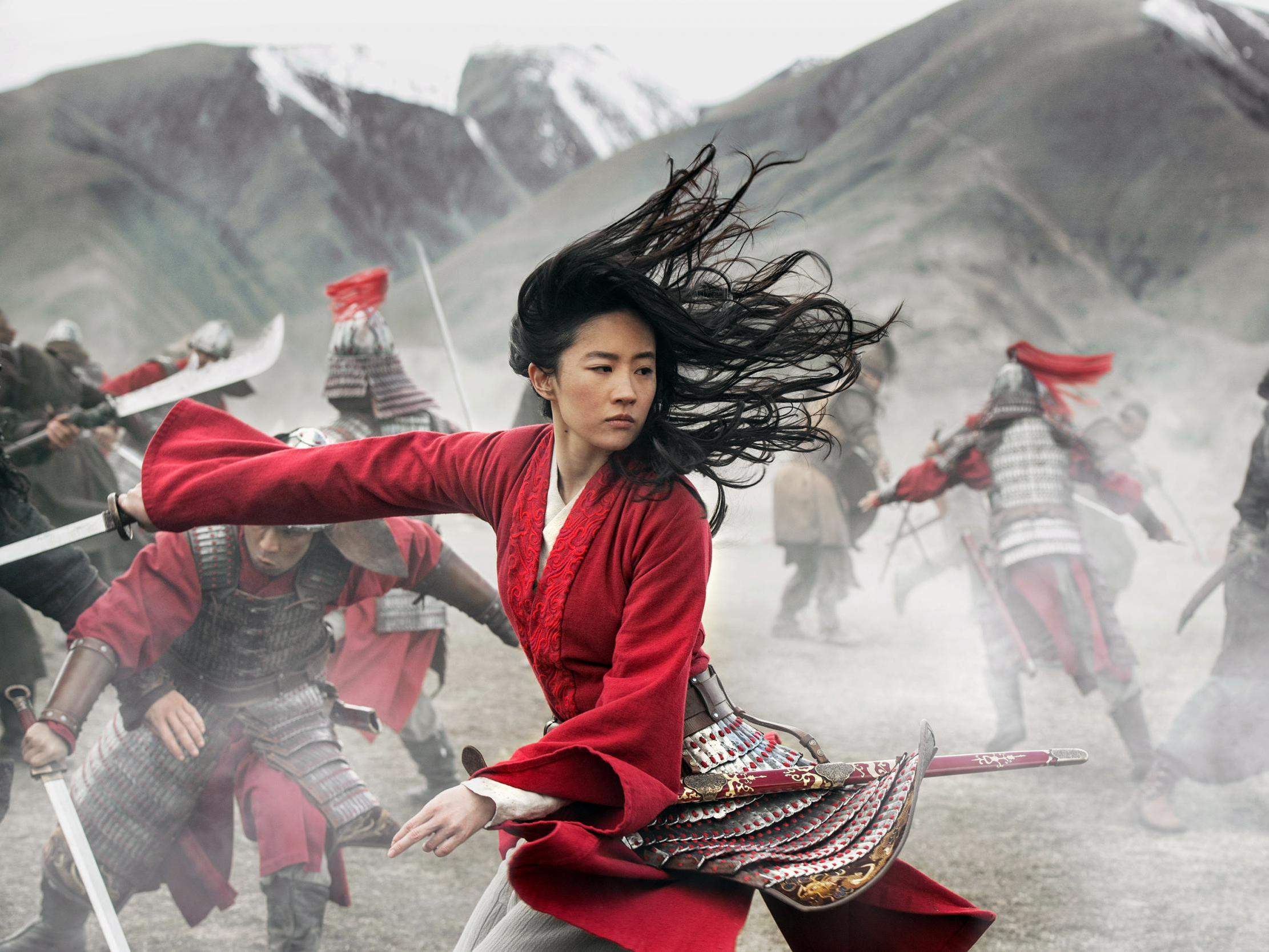 The real story behind Mulan, the legendary Chinese warrior