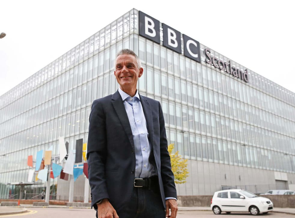 """Tim Davie warned the BBC faced """"significant risk"""" and had """"no inalienable right to exist"""""""