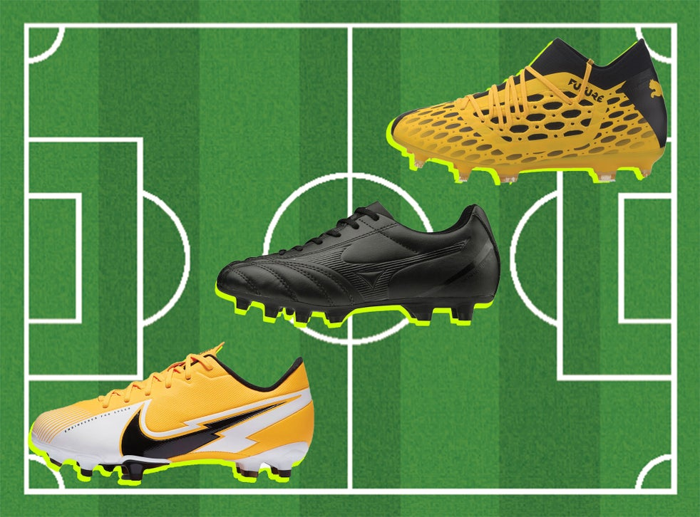 Best Kids Football Boots 2020 Laceless And Studded Trainers The Independent