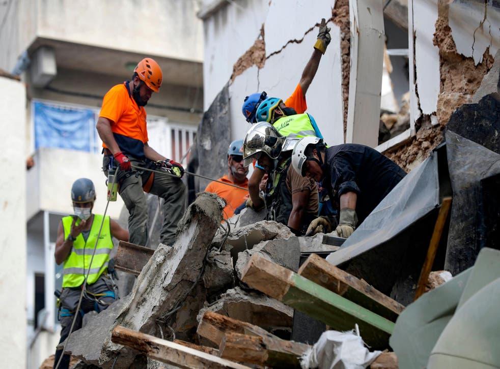 191 personas murieron a causa de la impresionante explosión provocada en un almacén con nitrato de amonio