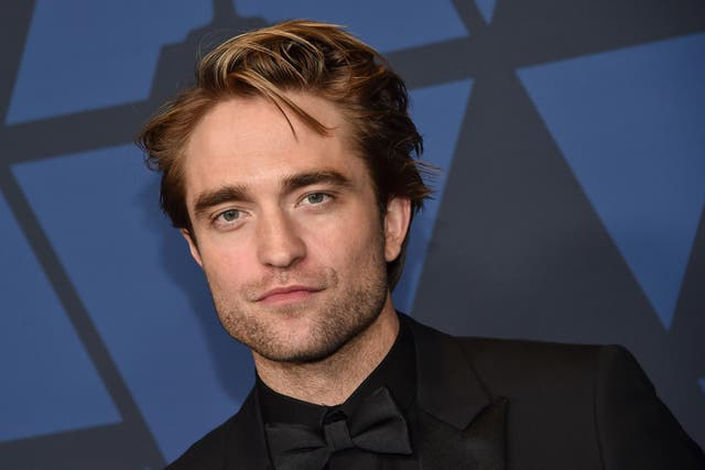 Robert Pattinson at the 11th Annual Governors Awards gala in Hollywood on 27 October 2019.