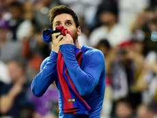 Lionel Messi confirms he's reluctantly staying at Barcelona