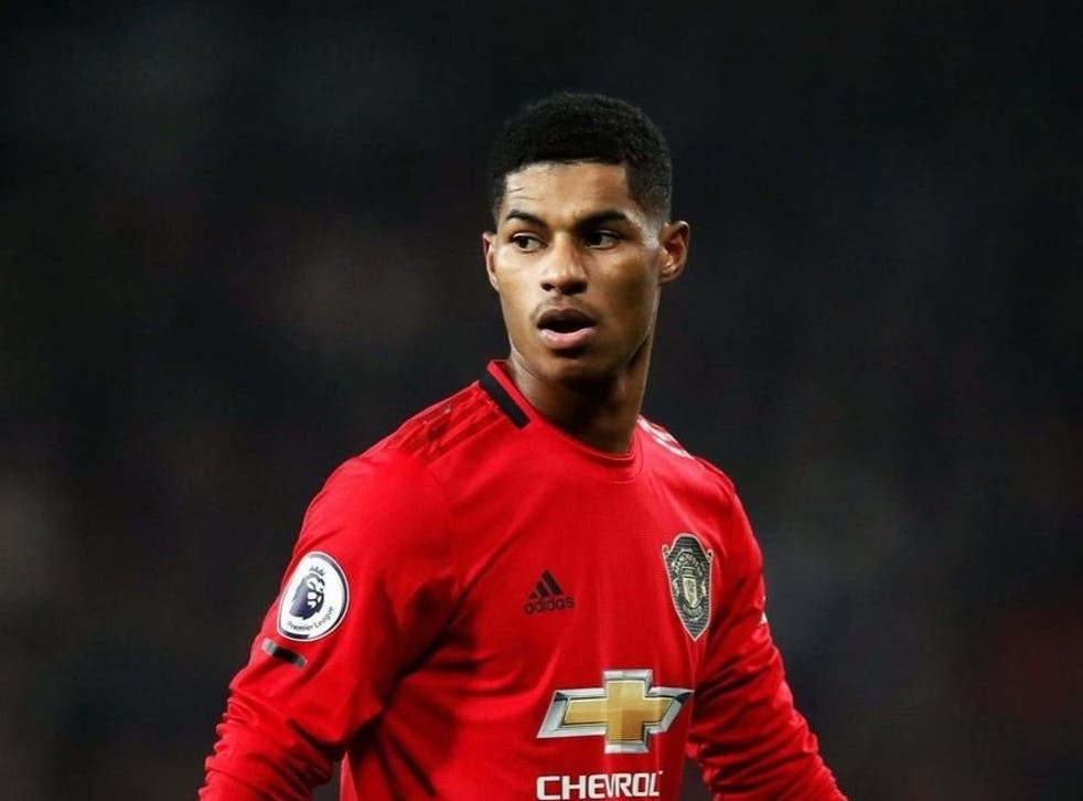 Marcus Rashford has been influential off the field