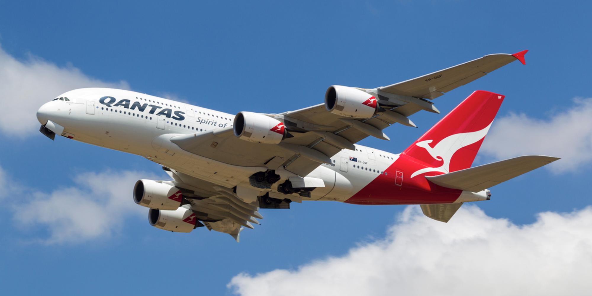 Uma companhia aérea ofereceu às pessoas um 'voo para lugar nenhum' e esgotou em apenas 10 minutos