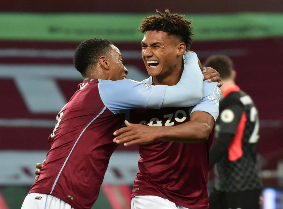 <p>Ollie Watkins is a wanted man </p>