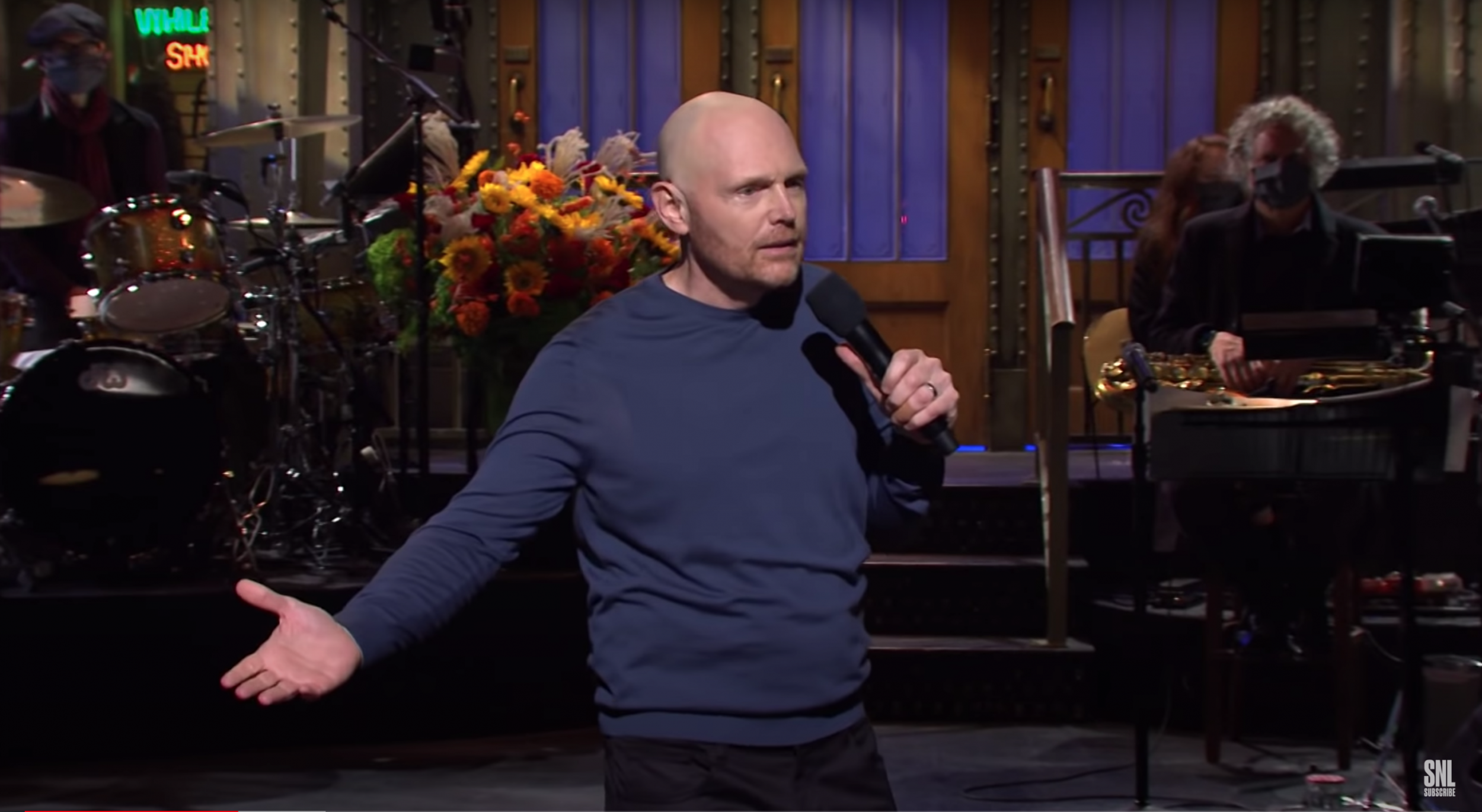 SNL: Bill Burr monologue labelled 'sexist, racist and ...