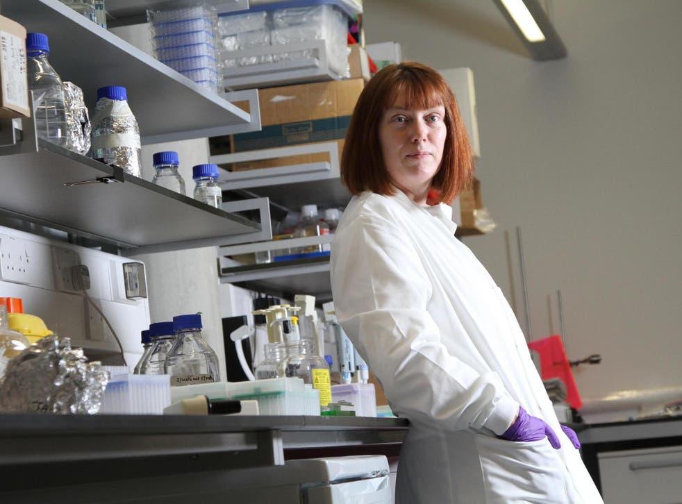 <p>Sarah Gilbert, the professor behind the Oxford vaccine</p>