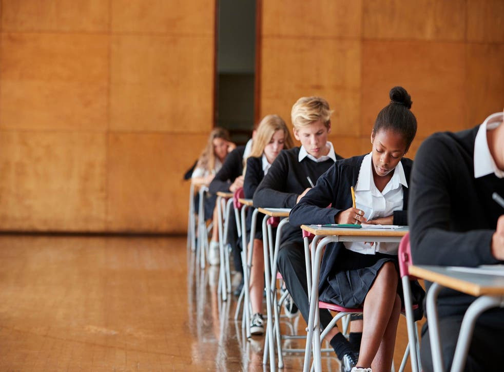 <p>Exams have been disrupted by the Covid-19 pandemic</p>