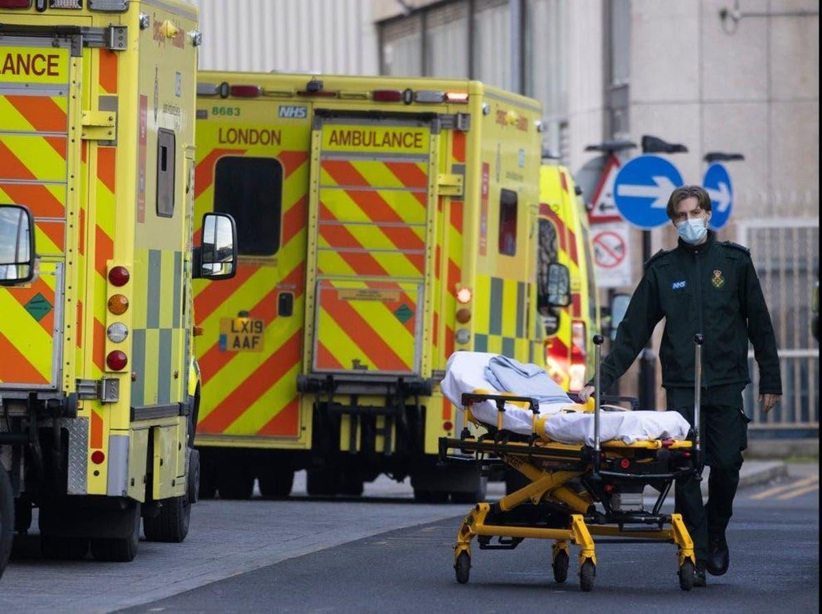 'Borderline meltdown': NHS emergency services brace for soaring demand this weekend