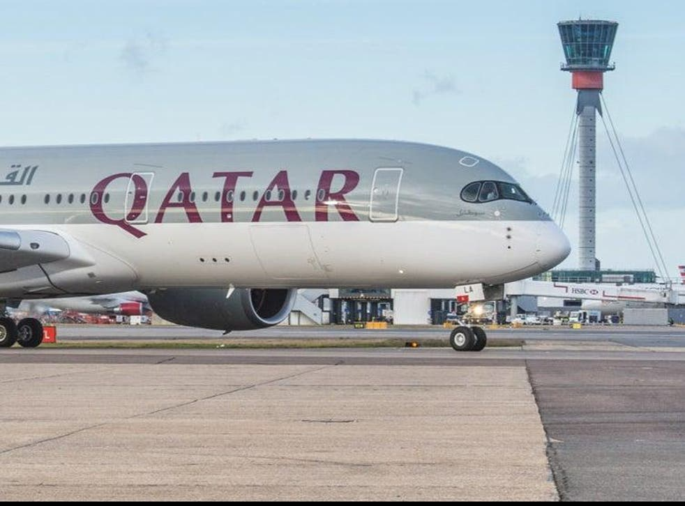 <p>Qatar has snagged the top spot</p>