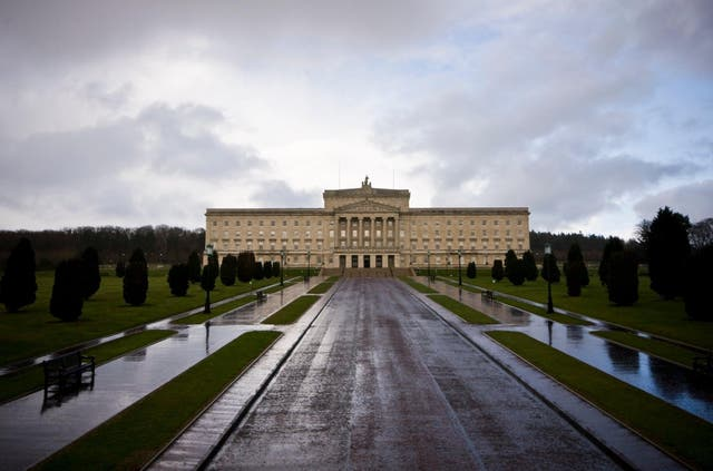 <p>The Northern Ireland assembly at Stormont</p>