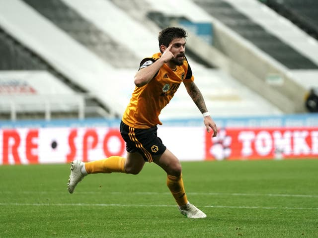 <p>Ruben Neves is a reported target for Man United and Arsenal</p>