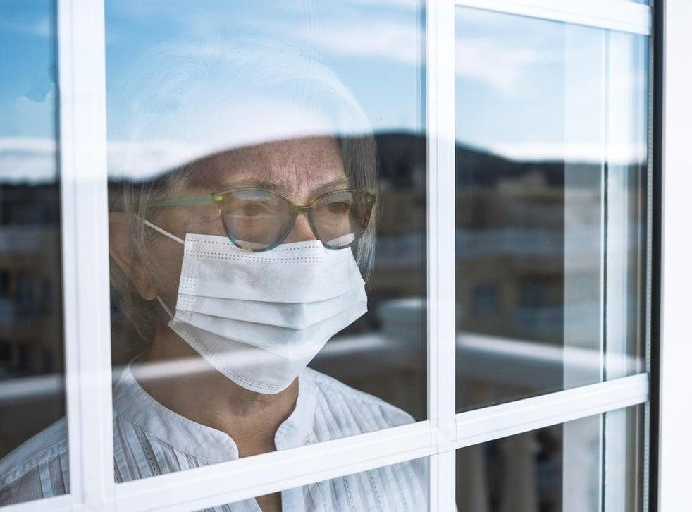 <p>In a runaway race to herd immunity, the virus will seek out those who are most vulnerable</p>