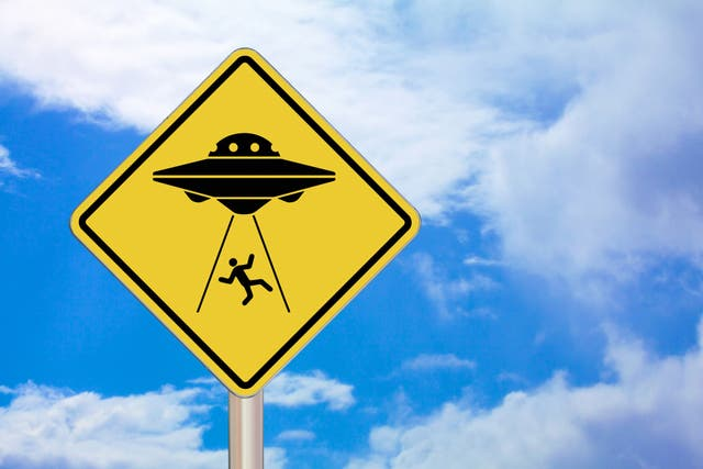 <p>Almost two-thirds of Americans believe in intelligent life on other planets, once considered a fringe conspiracy theory</p>