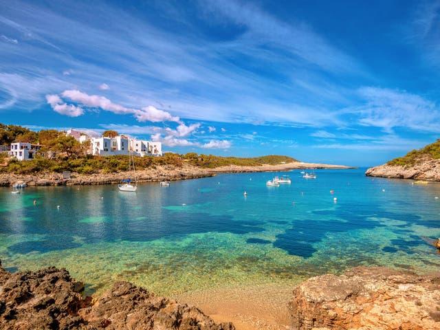 <p>Ibiza looks set to switch to amber</p>